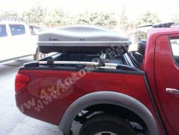 Mıtsubıshı L200 Portbagaj Box+Ara Atkı+Alüminyum Çıtası
