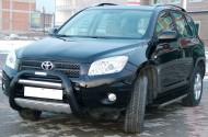 Ön Koruma Bariyeri - Toyota Rav4 Ön Koruma Bariyeri (Polyguard)