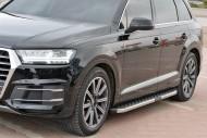 Yan Koruma Bariyeri, Yan Basamak - Audi Q7 2016 Model Yan Basamak Orjinal Model Hitit