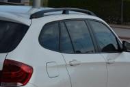 Port Bagaj - BMW X1 2015 PORT BAGAJ ÇITASI SİYAH