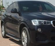Yan Koruma Bariyeri, Yan Basamak - BMW X4 Hitit Yan Basamak