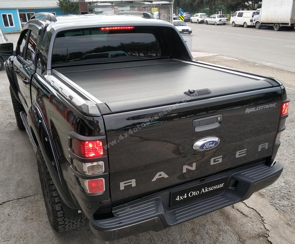 Ford Ranger 2018 Model Aksesuar Set Halinde