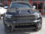 Ön Koruma Bariyeri - Ford Ranger Action Siyah Ön Koruma
