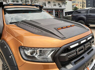 Gövde Parçaları - Ford Ranger Kaput Üstü Scup