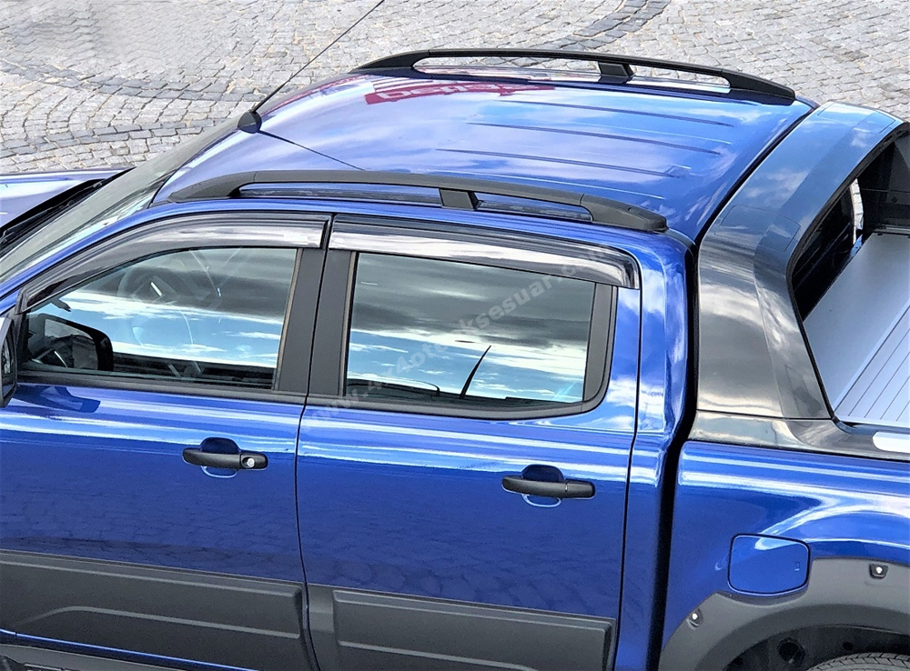 Ford Ranger Port Bagaj Çıtası Alüminyum