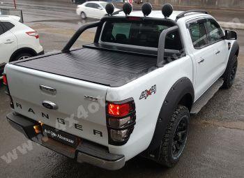 Ford Ranger Sürgülü Kapak Rollback Kapak
