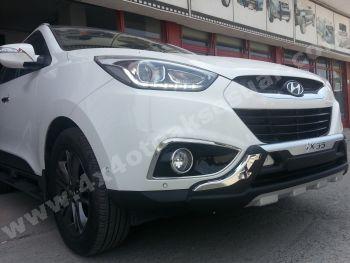 Hyundai İX35 Ön Tampon Koruma Sensörlü Model