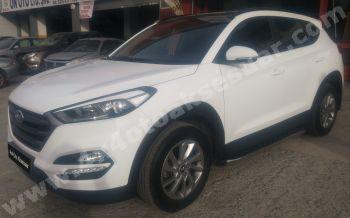 Hyundai Tucson Orjinal Model Yan Basamak