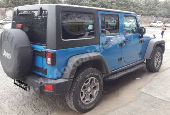 Jeep Wrangler Rubicon Orjinal Model Yan Basamak