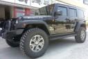 Yan Koruma Bariyeri, Yan Basamak - Jeep Wrangler Rubicon Orjinal Model Yan Basamak