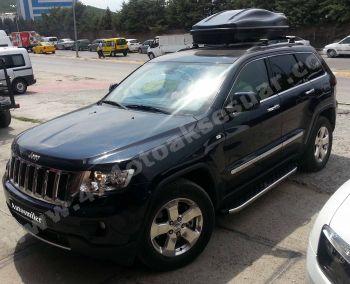Jeep Grand Cherokee Port Bagaj Box + Tavan Barı