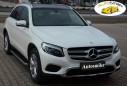 Yan Koruma Bariyeri, Yan Basamak - Mercedes GLC Ares Yan Basamak
