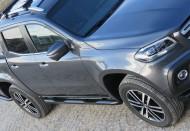 Yan Koruma Bariyeri, Yan Basamak - Mercedes X Class Yan Basamak Oem Stil Orjinal Model