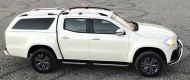 - Mercedes Xclass Port Bagaj Çıtası Alüminyum