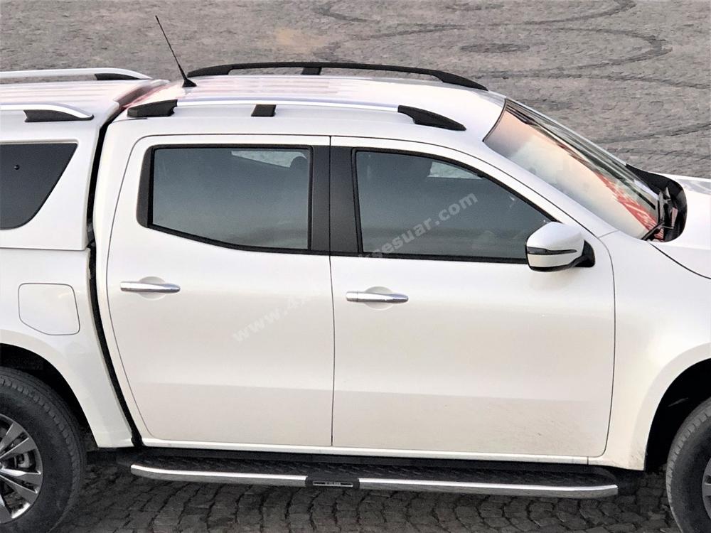 Mercedes Xclass Port Bagaj Çıtası Alüminyum