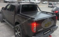 Roll Bar - Nissan Navara Action Siyah Rollbar