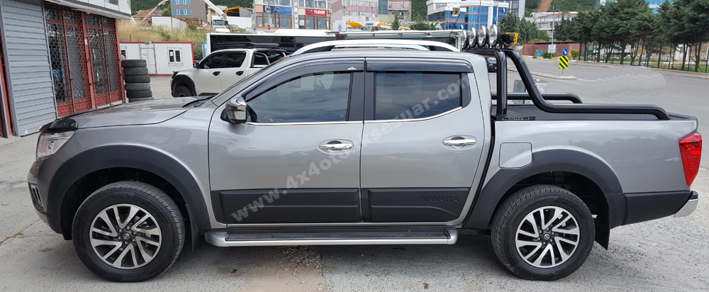 Nissan Navara Aksesuar Paketi Set
