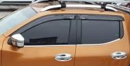 Cam Rüzgarlığı - Nissan Navara Cam Rüzgarlığı 4 cam İthal