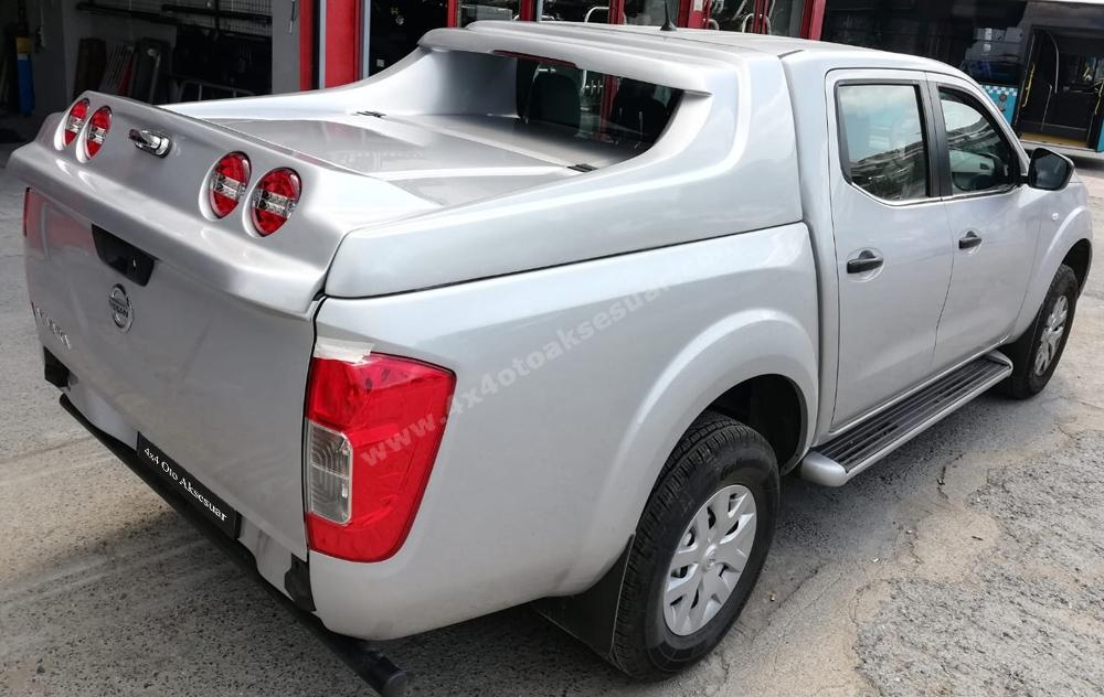Nissan Navara Grandbox Arka Kapak