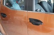 Gövde Parçaları - Nissan Navara Kapı Kulpları Set Halinde 4 Kapı İçin