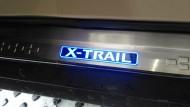 Krom Aksesuarlar - Nissan Xtrail Krom Kapı Eşiği Ledli
