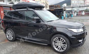 Range Rover Sport Yan Basamak, Port Bagaj Çıtası+ Port Bagaj Set