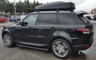 Yan Koruma Bariyeri, Yan Basamak - Range Rover Sport Yan Basamak, Port Bagaj Çıtası+ Port Bagaj Set