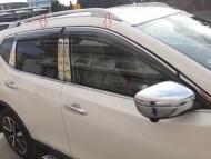 Cam Rüzgarlığı - Nissan Xtrail Orjinal Cam Rüzgarlığı Krom Çıtalı