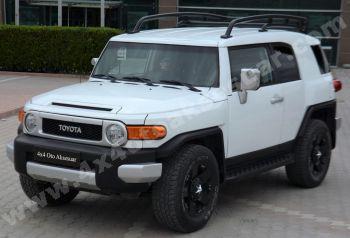 Toyota FJ Cruiser Yan Basamak Orjinal Model