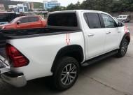 Gövde Parçaları - Toyota Hilux'a Uyumlu 2016 Orjinal Model Dodik, Çamurluk Üzeri Kaplama