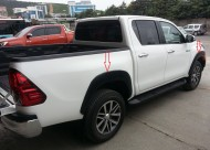 Gövde Parçaları - Toyota Hilux 2016 Orjinal Model Dodik, Çamurluk Üzeri Kaplama