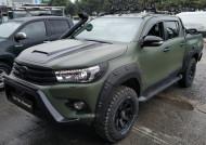 FULL SETLER - Toyota Hilux 2018 Full Aksesuar Set Halinde