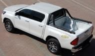 Roll Bar - Toyota Hilux'a Uyumlu Action Rollbar Siyah