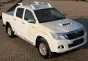 Port Bagaj - Toyota Hilux Maxport Beyaz