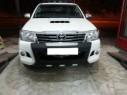 Ön Koruma Bariyeri - Toyota Hilux'a Uyumlu Ön Koruma