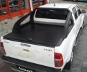 Roll Bar - Toyota Hilux'a Uyumlu Siyah Proguard Rollbar