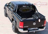 Gövde Parçaları - Volkswagen Amarok Offroad Merdiven Aparatı