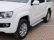 Yan Koruma Bariyeri, Yan Basamak - Volkswagen Amarok Olympus Yan Basamak