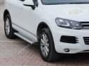 Yan Koruma Bariyeri, Yan Basamak - Volkswagen Touareg Olympus Yan Basamak