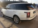 Yan Koruma Bariyeri, Yan Basamak - Range Rover Vogue Hitit Yan Basamak