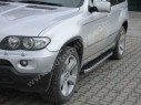 Yan Koruma Bariyeri, Yan Basamak - BMW X5 Hitit Yan Basamak