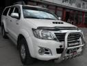 Ön Koruma Bariyeri - Toyota Hilux Krom Ön Koruma 76 lık