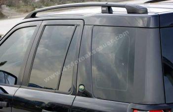 Land Rover Free Lander 2 Port Bagaj Çıtası (Alüminyum)