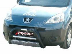 Peugeot Tepee Ön Koruma Bariyeri (Polyguard)