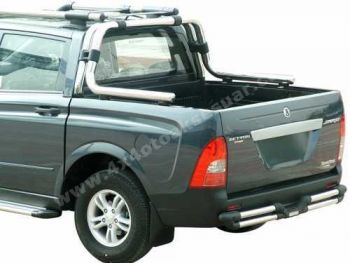SsangYong Actyon Sport Roll Bar (70 mm)