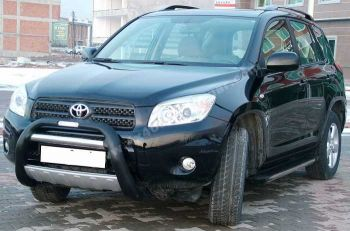 Toyota Rav4 Ön Koruma Bariyeri (Polyguard)