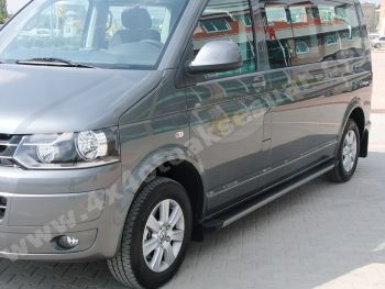 Volkswagen Transporter T5-T6 (U.Ş) Yan Koruma Bariyeri (Truva)