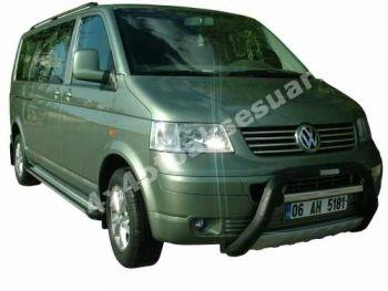 Volkswagen T5 (U.Ş) Yan Koruma Bariyeri (Gordion)