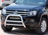 Ön Koruma Bariyeri - Volkswagen Amarok Ön Koruma Bariyeri (Toros)