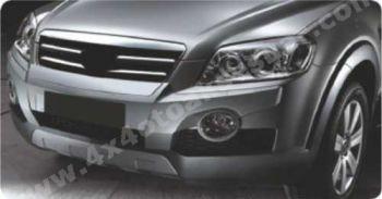 Chevrolet Captiva Ön Tampon Koruması (ZK-CC-001)